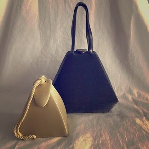 Small satin Party Purse.  2 for price of 1.